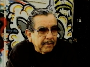 Screenshot of Ram from Laura Escamilla-Fouratt's 1996 Documentary